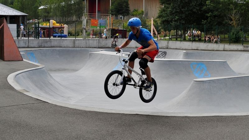 Cap Decouverte BMX